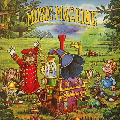 Music Machine (Original Cover)